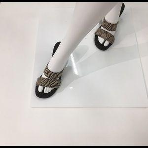 Women's Anniemae Woven Slide Sandal-B1